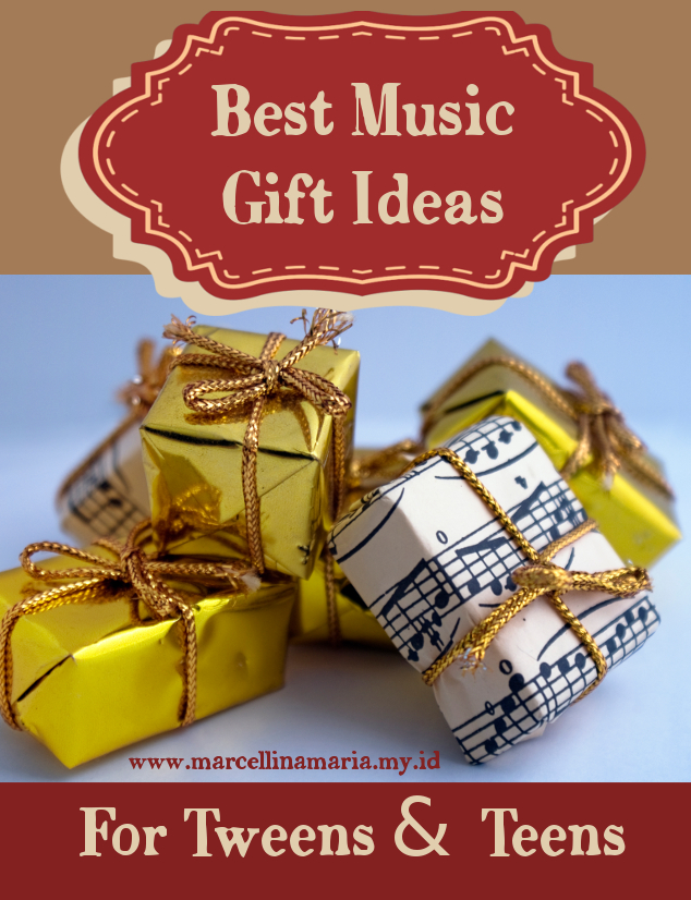 Best music gift ideas for tweens and teens