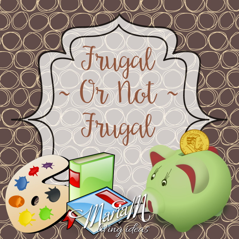 frugal or not