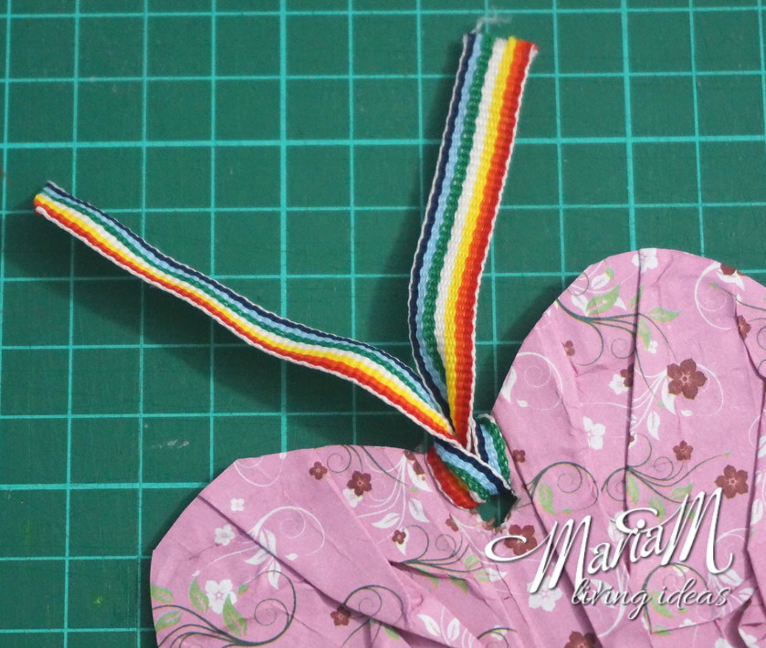 ruffle butterfly bookmark 9