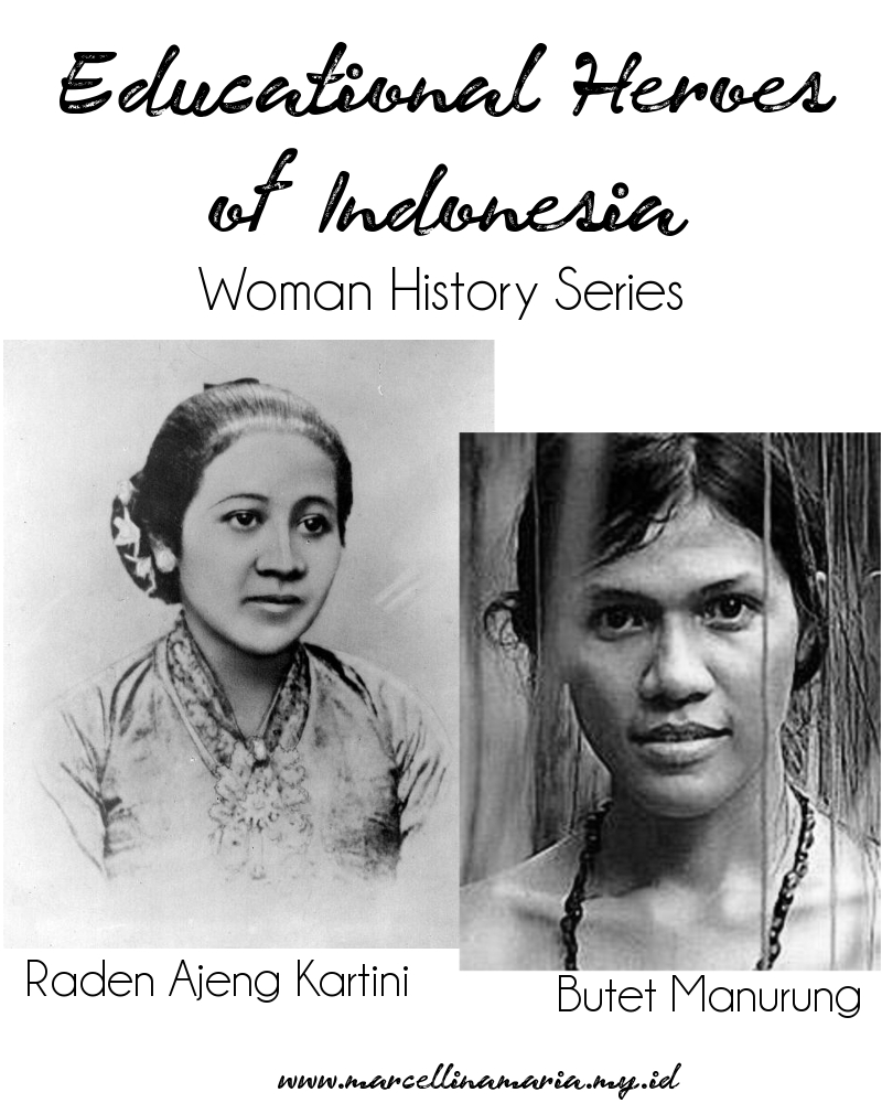 Educational heroes of Indonesia