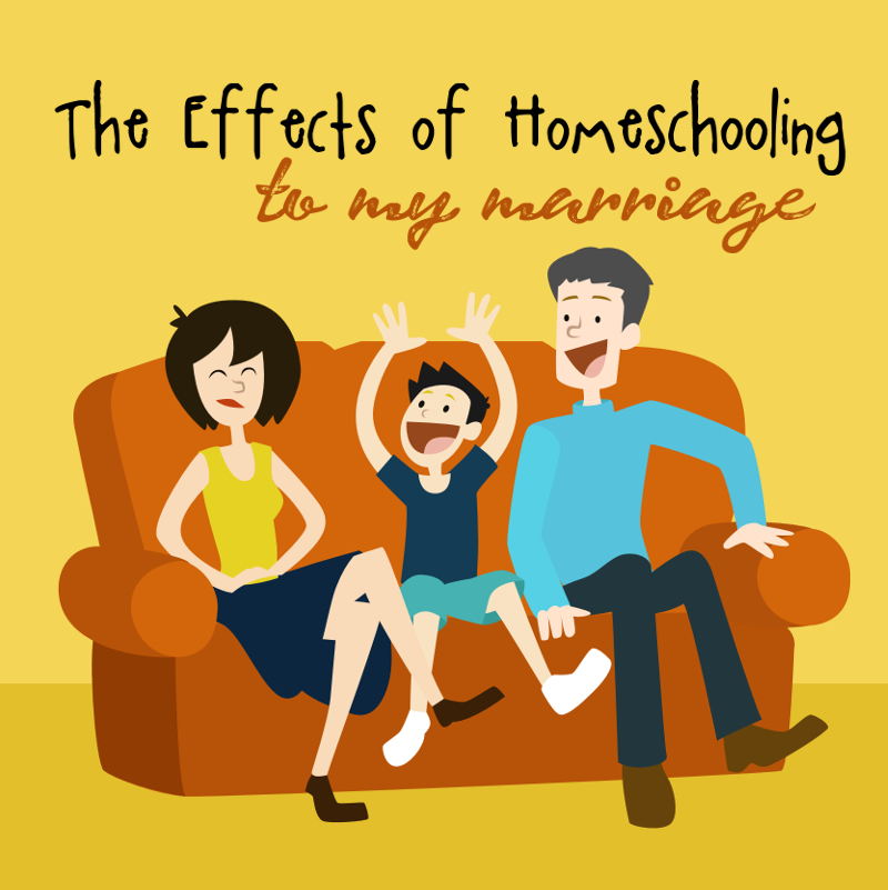 effects of homeschooling to marriage