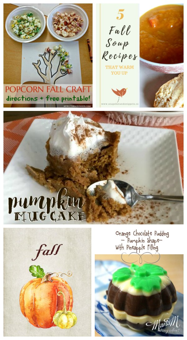 fantabulous fall linky party 2016